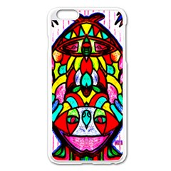 Sun Dial Apple Iphone 6 Plus/6s Plus Enamel White Case by MRTACPANS