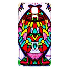Sun Dial Galaxy Note 4 Back Case