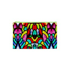 Sun Dial Cosmetic Bag (xs) by MRTACPANS