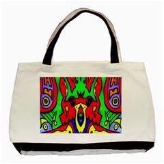 Heads Up Basic Tote Bag