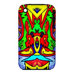 Heads Up Apple Iphone 3g/3gs Hardshell Case (pc+silicone) by MRTACPANS