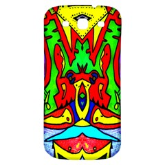 Heads Up Samsung Galaxy S3 S Iii Classic Hardshell Back Case by MRTACPANS