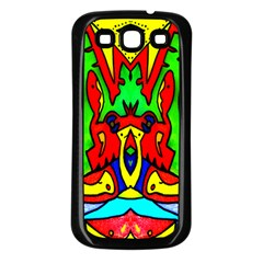 Heads Up Samsung Galaxy S3 Back Case (black)
