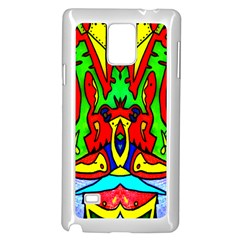 Heads Up Samsung Galaxy Note 4 Case (white)