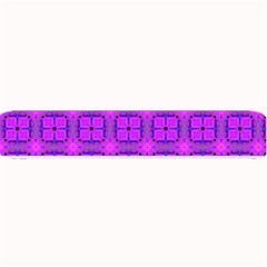 Abstract Dancing Diamonds Purple Violet Small Bar Mats by DianeClancy