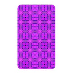 Abstract Dancing Diamonds Purple Violet Memory Card Reader by DianeClancy