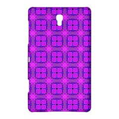 Abstract Dancing Diamonds Purple Violet Samsung Galaxy Tab S (8 4 ) Hardshell Case  by DianeClancy