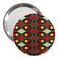 Black Star 3  Handbag Mirrors