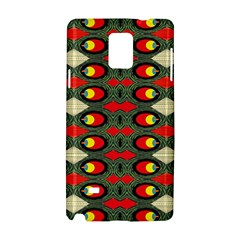 Black Star Samsung Galaxy Note 4 Hardshell Case