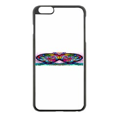 Bestiiik Apple Iphone 6 Plus/6s Plus Black Enamel Case