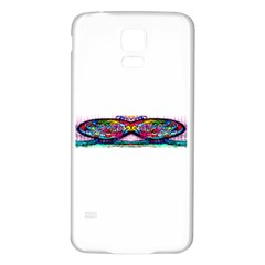 Bestiiik Samsung Galaxy S5 Back Case (white)