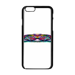 Bestiiik Apple Iphone 6/6s Black Enamel Case