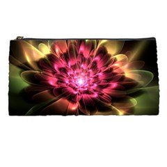 Red Peony Pencil Cases by Delasel