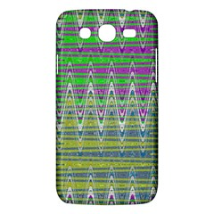 Colorful Zigzag Pattern Samsung Galaxy Mega 5 8 I9152 Hardshell Case  by BrightVibesDesign