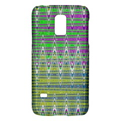 Colorful Zigzag Pattern Galaxy S5 Mini by BrightVibesDesign