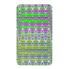 Colorful Zigzag Pattern Memory Card Reader by BrightVibesDesign