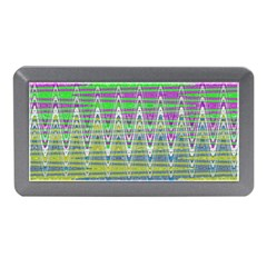 Colorful Zigzag Pattern Memory Card Reader (mini)