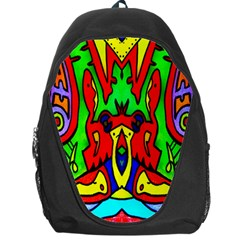 Reflection Backpack Bag by MRTACPANS