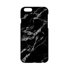 Black Marble Apple Iphone 6/6s Hardshell Case by typewriter