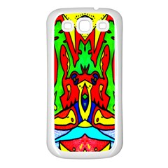 Knowledge Samsung Galaxy S3 Back Case (white) by MRTACPANS