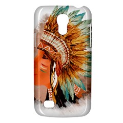 Native American Young Indian Shief Galaxy S4 Mini