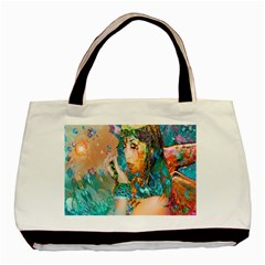 Star Illumination Basic Tote Bag (two Sides) by icarusismartdesigns