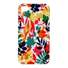 Seamless Autumn Leaves Pattern  Apple Iphone 4/4s Hardshell Case by TastefulDesigns