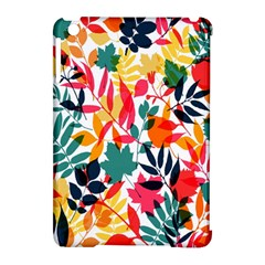 Seamless Autumn Leaves Pattern  Apple Ipad Mini Hardshell Case (compatible With Smart Cover) by TastefulDesigns