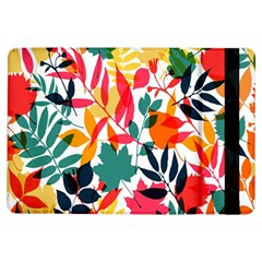 Seamless Autumn Leaves Pattern  iPad Air Flip by TastefulDesigns