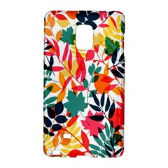 Seamless Autumn Leaves Pattern  Galaxy Note Edge by TastefulDesigns
