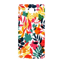 Seamless Autumn Leaves Pattern  Samsung Galaxy Alpha Hardshell Back Case by TastefulDesigns