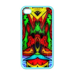 Faces Apple Iphone 4 Case (color)