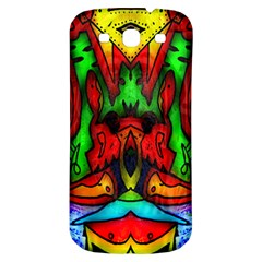 Faces Samsung Galaxy S3 S Iii Classic Hardshell Back Case