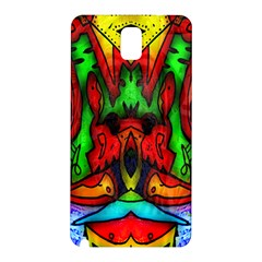 Faces Samsung Galaxy Note 3 N9005 Hardshell Back Case
