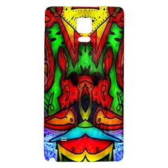 Faces Galaxy Note 4 Back Case