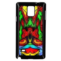 Faces Samsung Galaxy Note 4 Case (black)