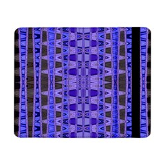 Blue Black Geometric Pattern Samsung Galaxy Tab Pro 8.4  Flip Case