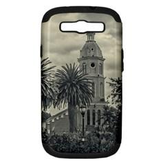 San Luis Church Otavalo Ecuador Samsung Galaxy S Iii Hardshell Case (pc+silicone) by dflcprints