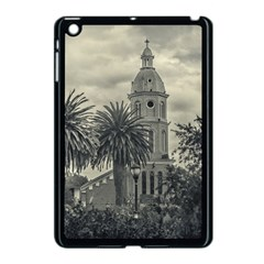 San Luis Church Otavalo Ecuador Apple Ipad Mini Case (black) by dflcprints