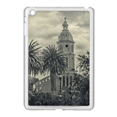 San Luis Church Otavalo Ecuador Apple Ipad Mini Case (white) by dflcprints