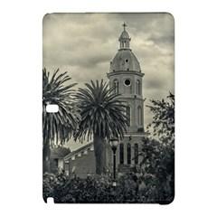 San Luis Church Otavalo Ecuador Samsung Galaxy Tab Pro 10 1 Hardshell Case by dflcprints