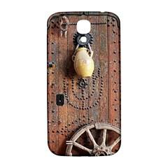 Oriental Wooden Rustic Door  Samsung Galaxy S4 I9500/i9505  Hardshell Back Case