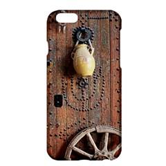 Oriental Wooden Rustic Door  Apple Iphone 6 Plus/6s Plus Hardshell Case