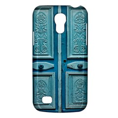 Turquoise Oriental Old Door Galaxy S4 Mini