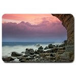SEASIDE CAVE DOORMAT MATCHING SET  : Set Matching  Doormat Template s Product - Large Doormat