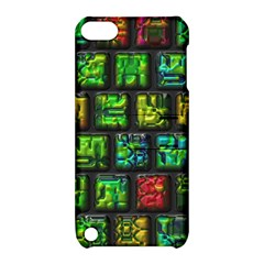 Colorful Buttons               			apple Ipod Touch 5 Hardshell Case With Stand by LalyLauraFLM