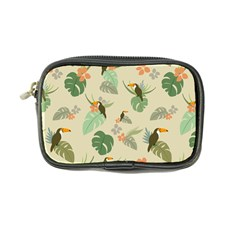 Tropical Garden Pattern Coin Purse