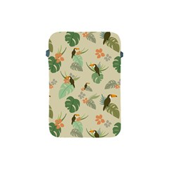 Tropical Garden Pattern Apple Ipad Mini Protective Soft Cases