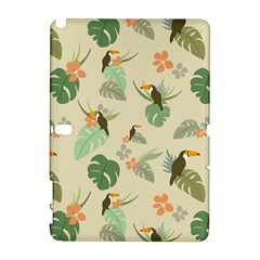 Tropical Garden Pattern Samsung Galaxy Note 10 1 (p600) Hardshell Case
