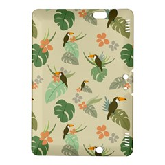 Tropical Garden Pattern Kindle Fire Hdx 8 9  Hardshell Case